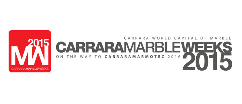 Carrara Marble Weeks 2015
