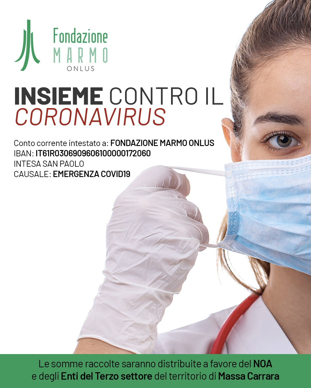 Insieme contro il coronavirus